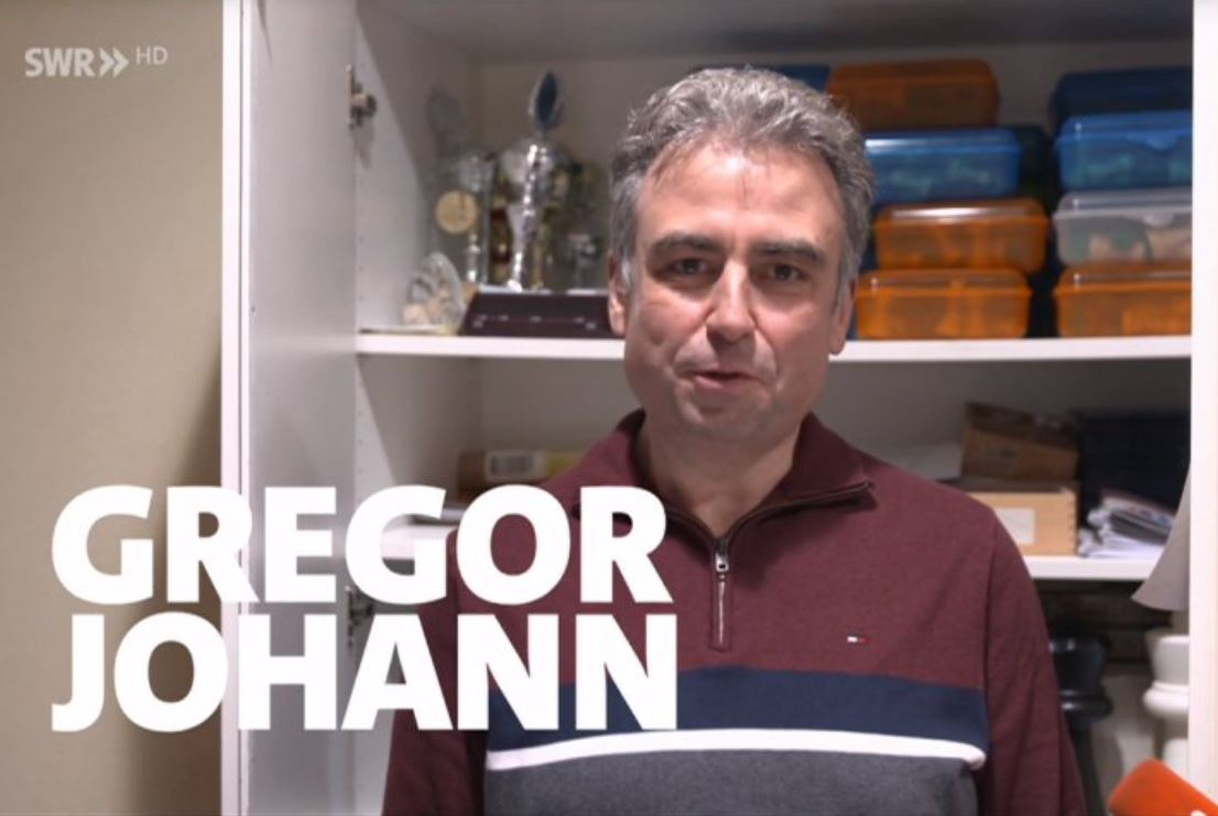 Sportheld 2020: Gregor Johann