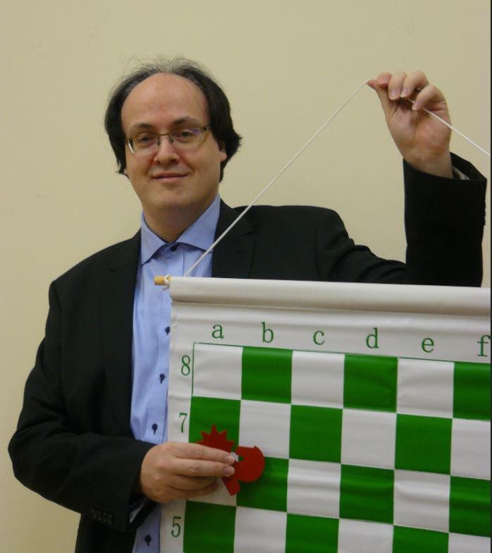 Mario Ziegler, Referent für Ausbildung