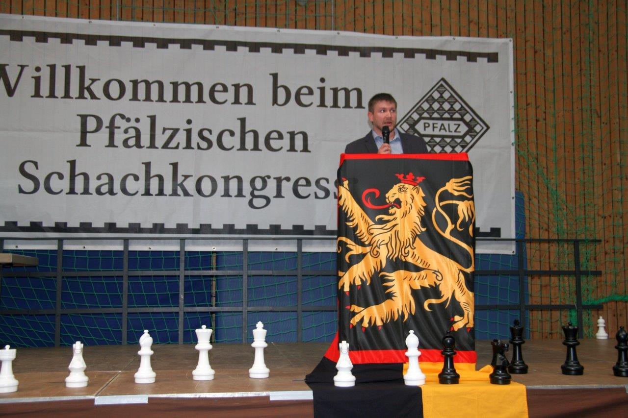 Jan Wilk, der Landesspielleiter